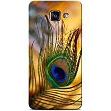Sowing Happiness Printed Back Cover for Samsung Galaxy A9 PRO