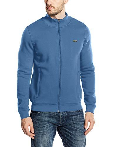 Lacoste Sport Sh7616 Felpa Uomo Blu Medium