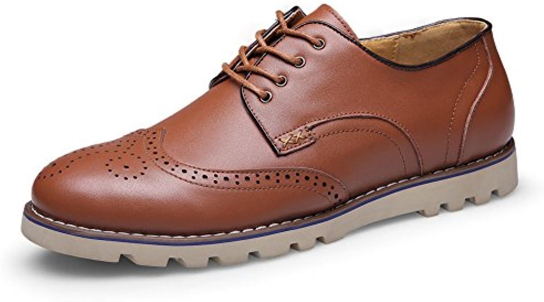 Herren Freizeitschuhe/England Schuhe/Brock geschnitzt Schuhe