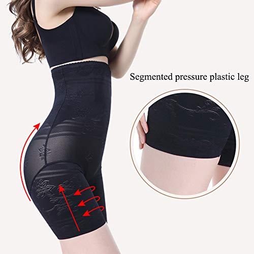Bauch Unterwäsche Hüften Weibliche Taille Formende Hosen Dünne Oberschenkel Abnehmen Bauch Schönheit Körper Strumpfhosen,XL ()