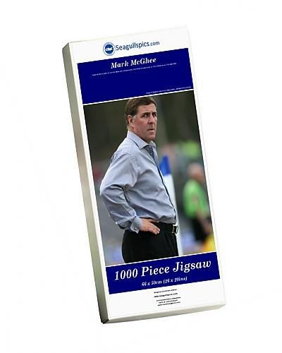 Photo Jigsaw Puzzle of Mark McGhee