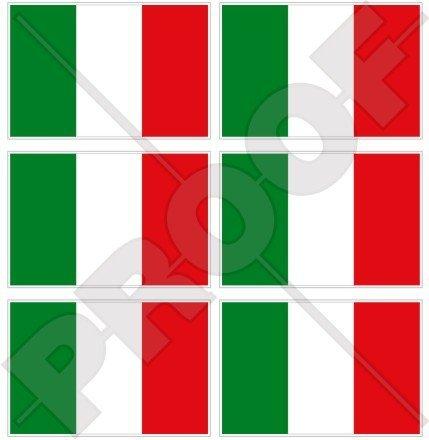 Bandiera italiana Italia 40mm (1,6