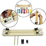 TianranRT NEU DIY Holz Jig Armband Armband Stricken Werkzeug Fallschirm Kordel Strick