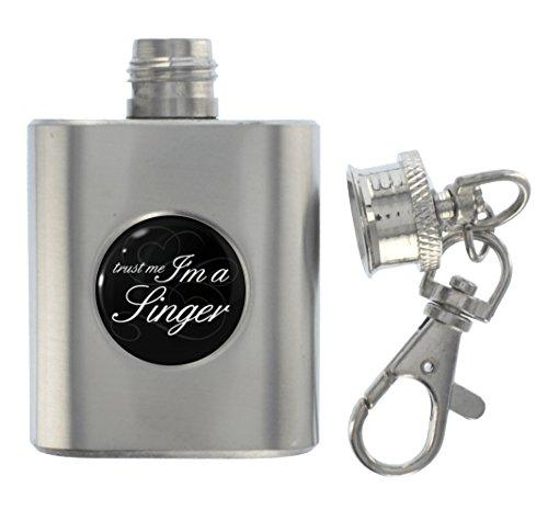 trust-me-im-a-singer-metal-miniature-flask-keyring
