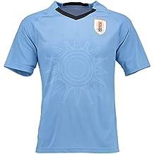 HomJo Camiseta del Equipo de Fútbol de Uruguay 2018 Camiseta de los Fanáticos de la Copa