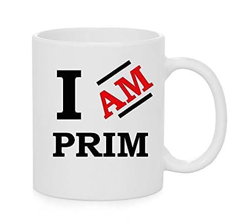 I AM Prim officielle Mug