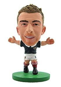 Soccerstarz - Figura James (Creative Toys Company 73532)