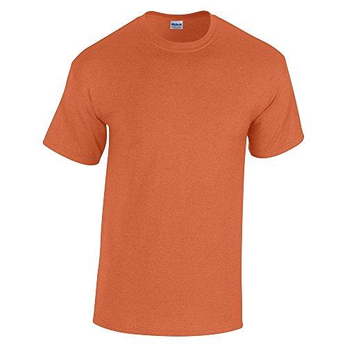 Gildan Heavy Cotton TM Adult T-Shirt L,Antique Orange -