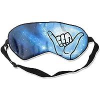 Aloha Hand 99% Eyeshade Blinders Sleeping Eye Patch Eye Mask Blindfold For Travel Insomnia Meditation preisvergleich bei billige-tabletten.eu