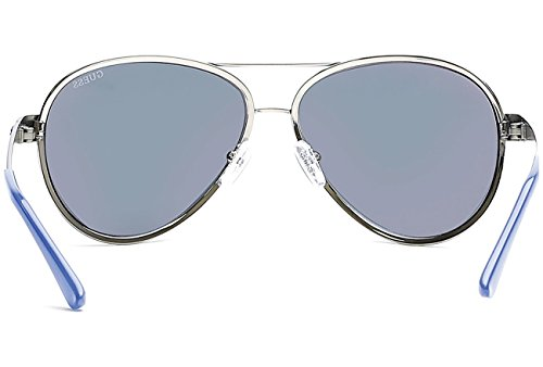 Guess - GU7443,Aviateur [nd] femme Silver Mirror