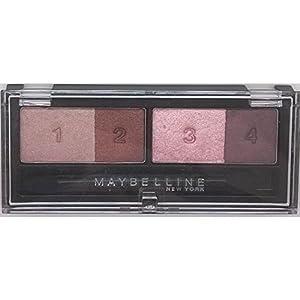 Maybelline Eye Studio Eyeshadow Quad - 02 Vivid Plums by Maybelline
