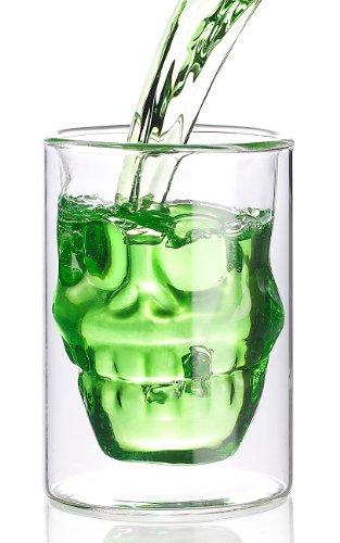 pelwandiges Trinkglas