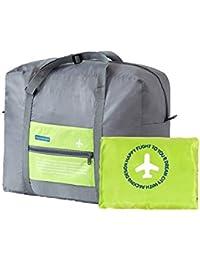 Saiyam Travel Duffel Bag For Women Men Lightweight Foldable Duffle Bags