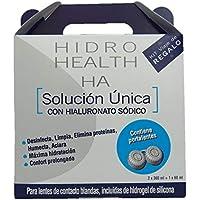 Hidro Health HA 2x360ml + kit de viaje 60ml + Portalentes - Disop
