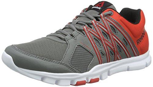 YOURFLEX TRAIN 8.0 Mens Training Shoes - Medium Grey