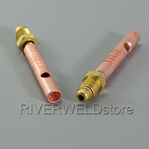 11/N37/N Câble d'alimentation adaptateur connecteur gaz et électricité Lampe torche de soudage TIG WP-18
