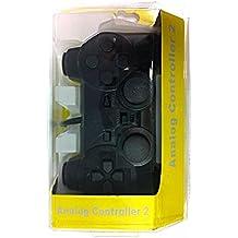 OSTENT Câblé Analogique Contrôleur Gamepad Joystick Joypad Compatible pour Sony PS2 PSone PSX Console Double Shock Jeux Vidéo
