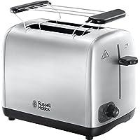Toaster Adventure 2 fentes Acier Brossé 24080-56 Russell Hobbs