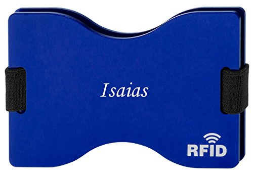 personalised-rfid-blocking-card-holder-with-engraved-name-isaias-first-name-surname-nickname