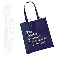 Jutebeutel Stoffbeutel ' The Doctor (Who) '
