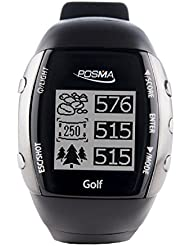 Posma GM2 Golf Trainer Activity Tracking GPS Golf Watch