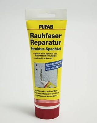 Pufas Rauhfaser Reparatur Struktur-Spachtel 0,330 KG von UNKWN - TapetenShop