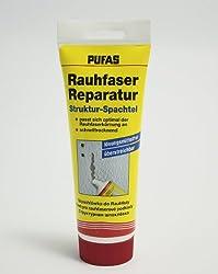 Pufas 333 Rauhfaser Reparatur Struktur-Spachtel Weiß 330g