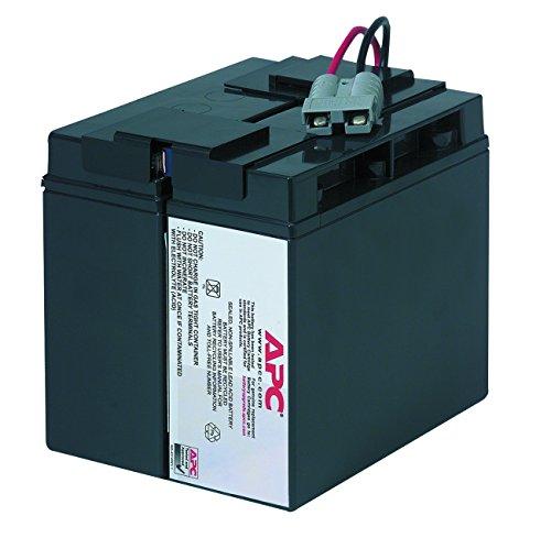 APC RBC7 - Ersatzbatterie für Unterbrechungsfreie Notstromversorgung (USV) von APC - passend...