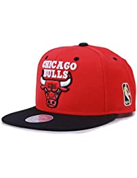 Mitchell & Ness BB Special Snapback CHICAGO BULLS Red Black