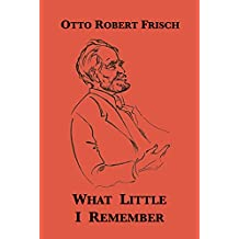 What Little I Remember (English Edition)