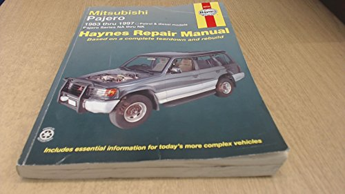 mitsubishi-pajero-petrol-diesel-automotive-repair-manual-83-97-haynes-manuals-inc-may-2013