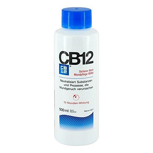 CB12 Mund Spüllösung, 500 ml