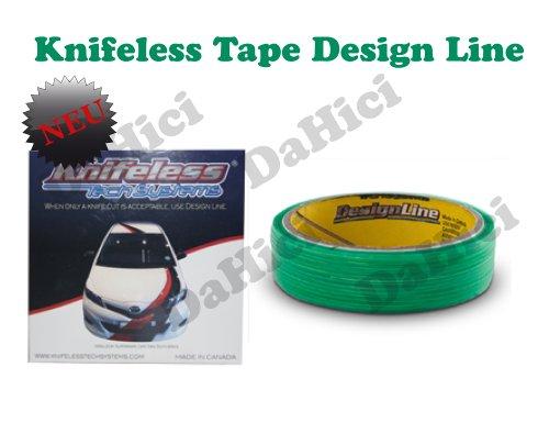 Knifeless Tape Design Line 3mmx10m für feine Konturen beim Folienscheiden