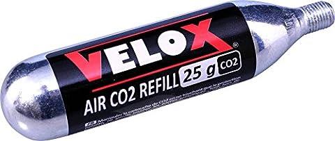 CARTOUCHES CO2 VELOX® 25 g - 25 g, L'unité