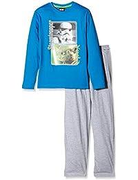 Star Wars Jungen Zweiteiliger Schlafanzug Stormtrooper/Yoda
