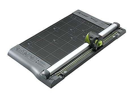 Rexel - SmartCut A425 Massicot 4 en 1 (Coupe Droite, Ondulée, Prépliage, Prédécoupage), Capacité de 10 Feuilles A4