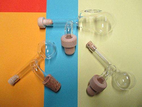 KB Glasausgießer 3er Set, Portionierer, Schnapsspender, Dosierer