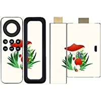 'Disagu SF/SDI 5258 _ 1194 Protective Skins Case Cover For Amazon Fire TV Stick Remote Control/Toadstool 01 Clear preiswert