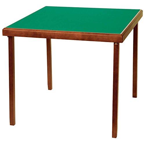 Simon Lucas Bridge Supplies Luxus zusammenklappbar Holz Tisch - Moderne Holz-finish Tisch
