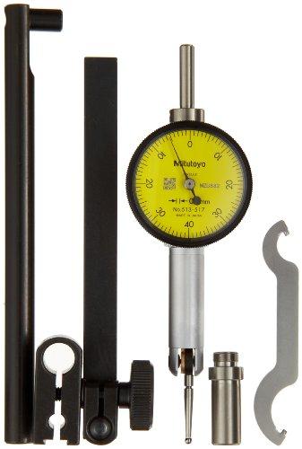 Mitutoyo 513-517T Klein-Fühlhebelmessgerät mit Umschalthebel - Mitutoyo Dial Test Indicator