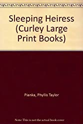 Sleeping Heiress (Curley Large Print Books)
