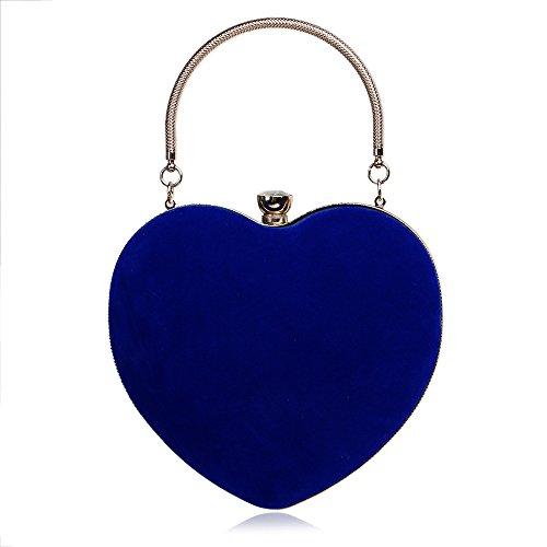 HT Evening Bag, Poschette giorno donna Blue