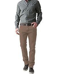 a91f4c86040f Stooker - Herren 5-Pocket Jeans Denim Stretch Hose, Frisco (5190) -