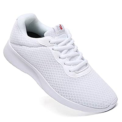 MAIITRIP Men's Trainers Road Running Shoes CasualMesh Athletic Sneakers for Gym Sports Fitness