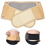 Techsun Men's and Women's Abdominal Trimmer Support Waist Belt