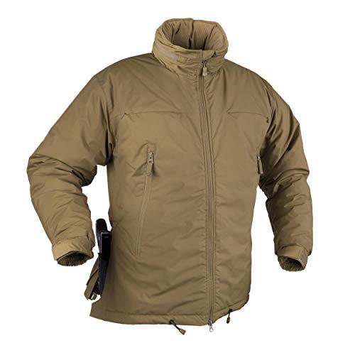 Helikon-Tex Husky Tactical Winter Jacke - ClimaShield Apex 100g - Coyote