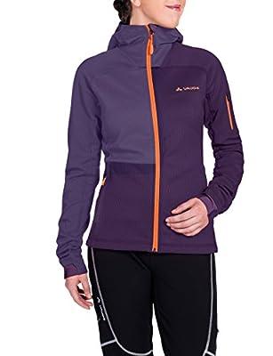 VAUDE Damen Jacke Valluga Fleece Jacket II von VAUDE auf Outdoor Shop