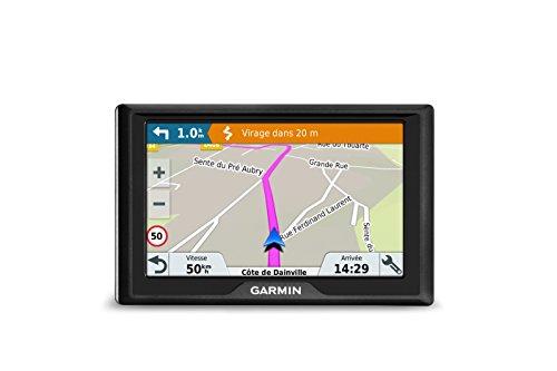 Garmin Drive 40 LMT - GPS Auto- 4,3 Pouces - Cartes Europe - Cartes et Trafic gratuits à Vie