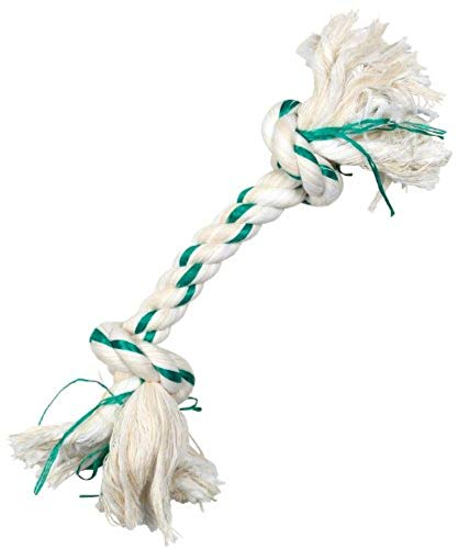 Artikelbild: Pet Mate Booda Fresh n Floss 2Knoten Knochen Seil Hundespielzeug