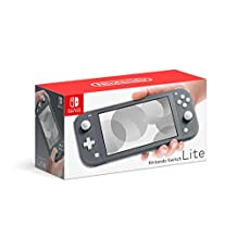 Nintendo Switch Lite Console, Grijs (Nintendo Switch)